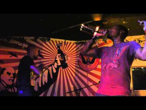 Dead Prez - Malcolm Garvey Huey Live at Propaganda (Lake Worth, Florida)
