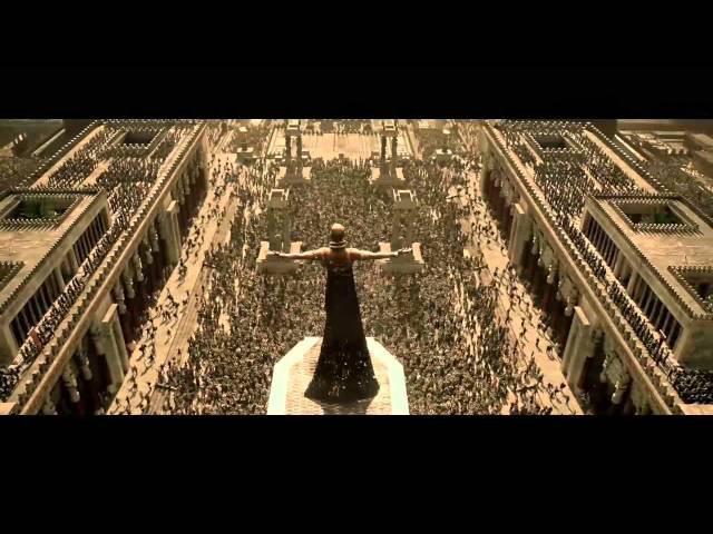300 Rise of an Empire - 300 Đế chế nổi dậy - Official Trailer #2 Vietsub