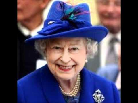 ALL THOSE GLORIOUS YEARS! The Unofficial song for the diamond jubilee of Queen Elizabeth II