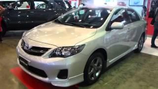 2014 Toyota Corolla XRS 2014 Al 2015 Video Review