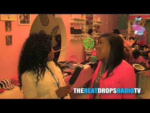 Imani B interviews Mz Skittlez of Cupcake Mafia - Black Friday 2013