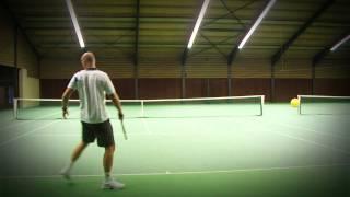 Tennisles Service Tennisles .TV De Opgooi