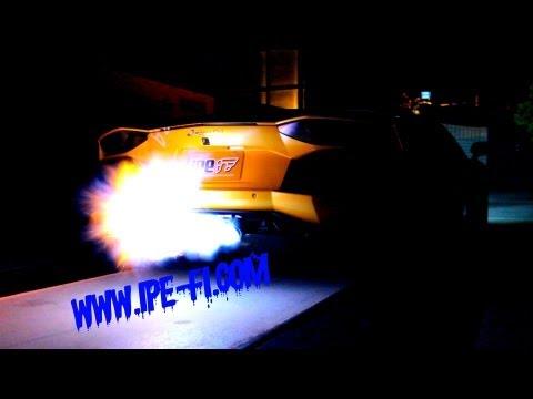 IPE Innotech Exhaust iPE Lamborghini Aventador LP700-4