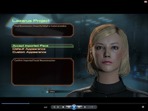 Mass Effect Trilogy Blonde Insanity Vanguard Pt.75 (Begin Mass Effect 2)