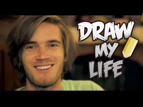 DRAW MY LIFE - PewDiePie