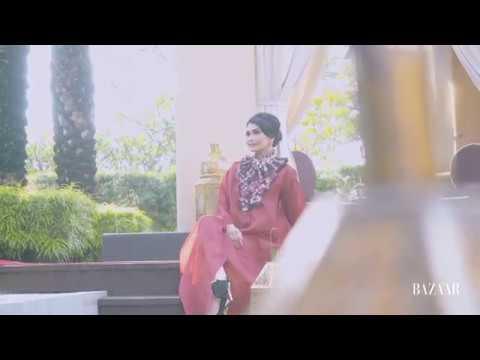 Idul Fitri Bersama Azza Dina Jamal