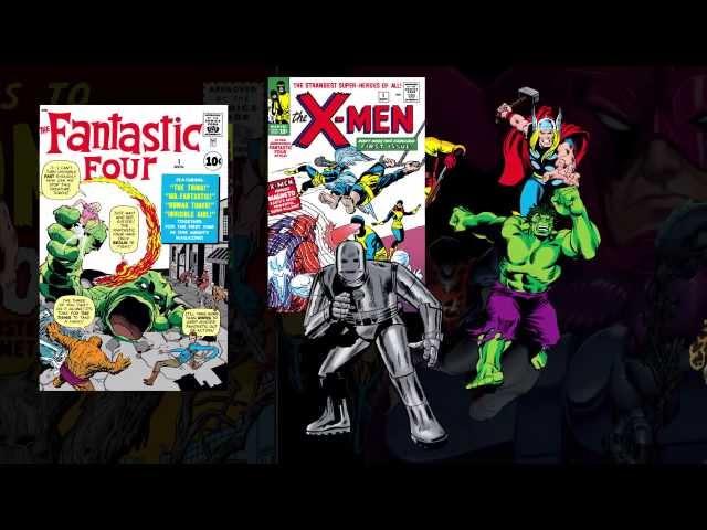 Marvel 75th Anniversary Trailer