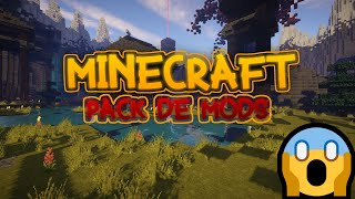 Descargar E Instalar Minecraft 1.6.4 Con Mods!