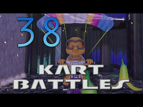 [38] Kart Battles (Mario Kart 8 Online w/ GaLm and the Derp Crew)