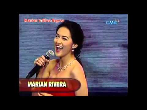 Marian Rivera's songs collection - Blue Bayou