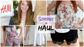 LaurenCocoXO –  Sommer HAUL 2014: PRIMARK, Zara, H&M, Sheinside