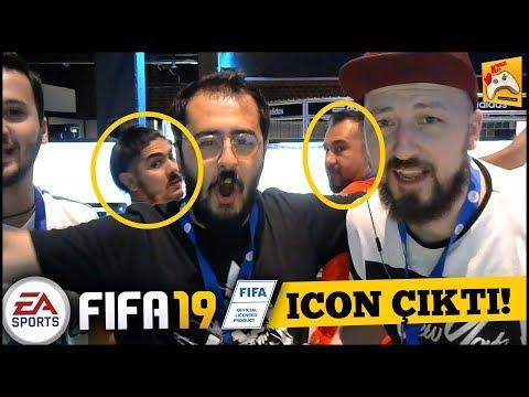 CASTRO YANIMIZDAYKEN PRIME ICON OYUNCU ÇIKTI 😱 FIFA 19 PACK OPENING!