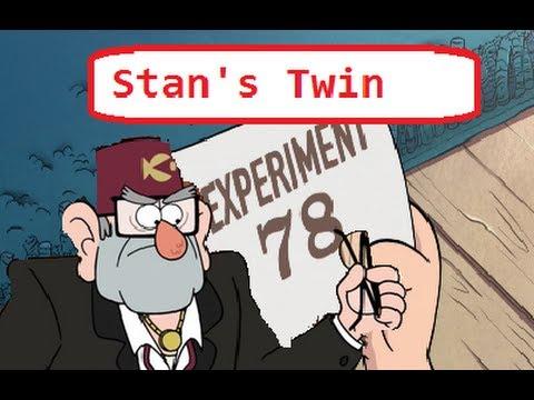 Gravity Falls Secrets About Stans Twin - Gravity Falls ... | 480 x 360 jpeg 36kB