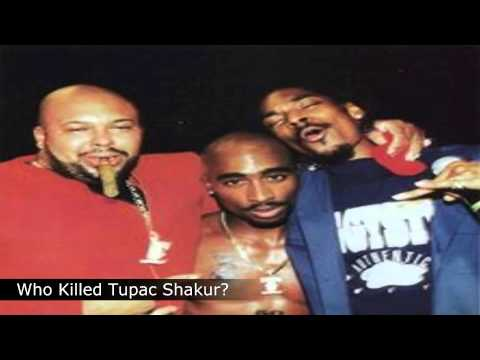 A Song About Who Killed Rapper Tupac Shakur