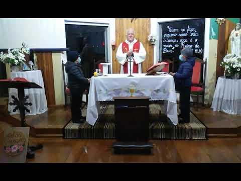 Santa Missa | 07.08.2021 | Sábado | Padre José Alem | ANSPAZ