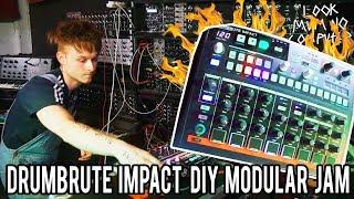 Arturia Drumbrute Impact Live Jam