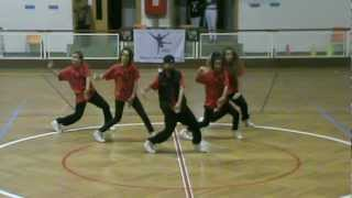 FEEL IT CREW CAMPEONATO DISTRITAL HIP HOP 2012