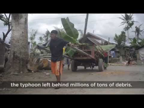 World Renew Responds to Typhoon Haiyan: Six Month Update