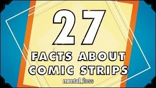 27 Amazing Facts About Comics