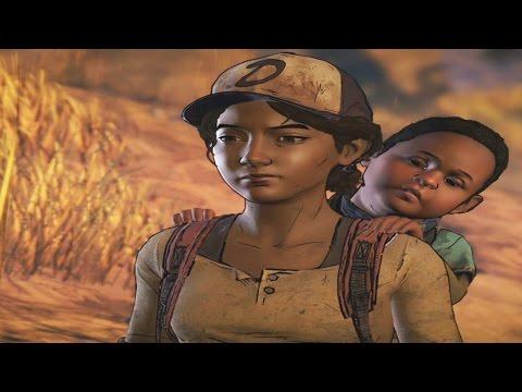 All Season 2 Ending Flashbacks - The Walking Dead Game Season 3 Episode 1 (Kenny, Jane, Wellington)