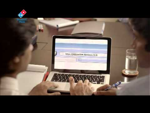 Domino's Online Ordering TVC - Mid Day Happy ...