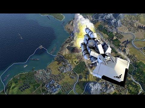 Трейлер к запуску продаж Civilization V