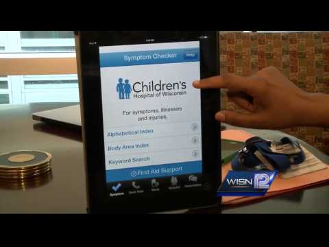 Have a question for a doctor? Use the new Children's Hospital app