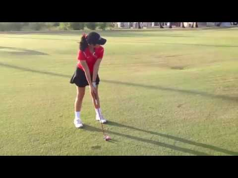 College Golf Recruiting : Alexandra Velez Class of 2015