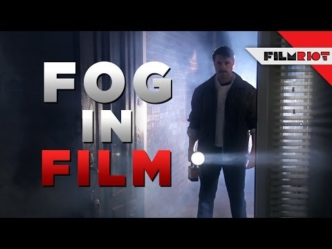 Cinematography with Fog!