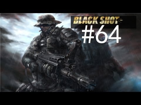 BlackShot #64 Our Teammate very Tension in CW now !!