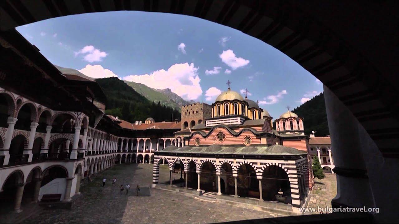 Town Rila - Rila Monastery