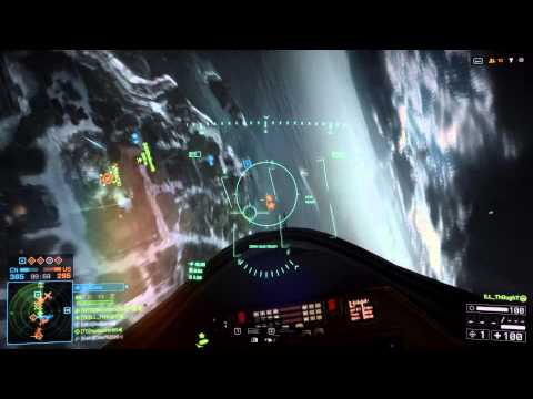 Battlefield 4 - 22-1 Defensive Stealth Jet on Paracel Storm - Team Europe Clan