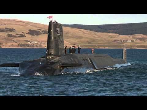 The Latest in Defence - Unmanned Submarines, Nuclear Deterrents and Afghanistan