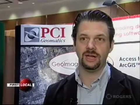 Interview with Kevin JONES at GeoTec Event 2010