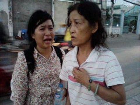 Công an hành hung 2 bloggers tham gia dã ngoại nhân quyền 5/5/2013