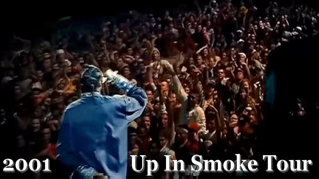 Up In Smoke Tour Let Me Ride