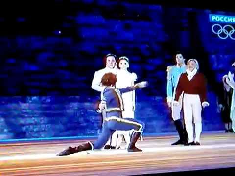 Olympic games 2014, Sochi  Ballet.    Олимпиада 2014, Сочи   Балет