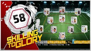 FIFA 14 - Skilling to Glory ''Silver Skill Team'' Episode 58