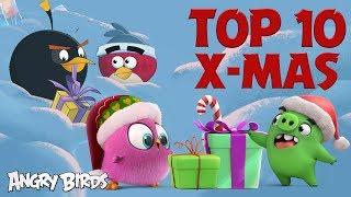 Angry Birds - Najlepšie vianočné momenty