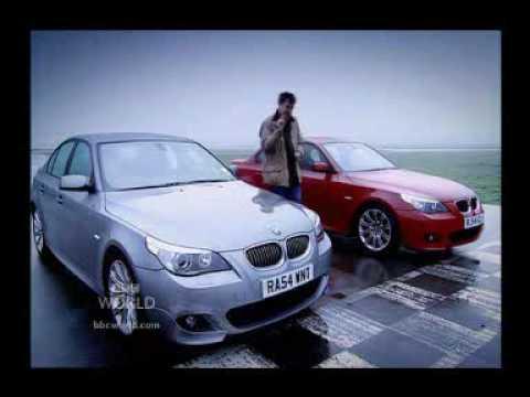 Top Gear - BMW 535d