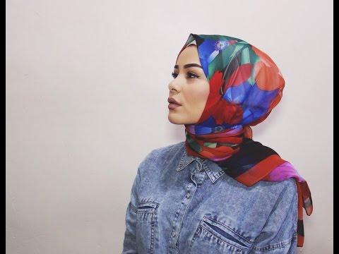 signature hijab tutorial & GIVEAWAY (CLOSED)