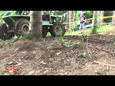 Campionato Italiano Trial 4x4 f.i.f. Monghidoro Bergamaschi