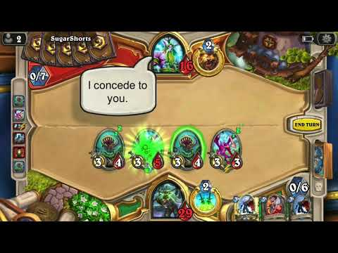 [Hearthstone] Rogue Run to Legendary Winrate80%