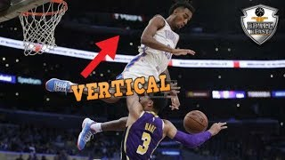 "NBA ""VERTICAL ELEVATION"" Moments"