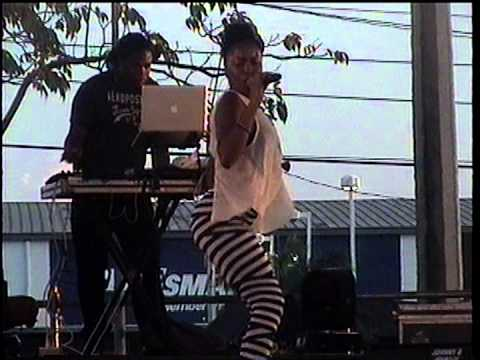 Trinidad & Tobago Republic Day 2013 Concert.(Blaxxs)#1