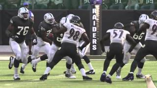 MY FIRST SACK! 6 Tackles! Swim Moves Strokes! ::-XBOX ONE Madden NFL 16 Online Gameplay S1 W2