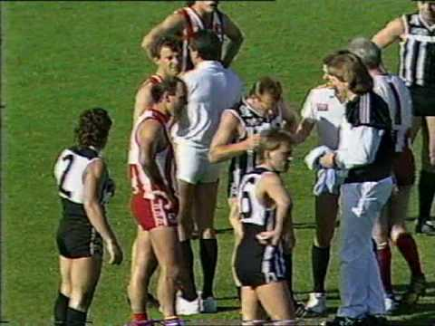 North vs Port - Round 21, 1989 - 3rd quarter