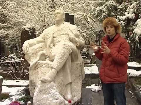 Новодевичье кладбище: 40 из 50 чудес Москвы