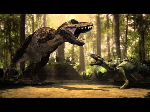 Dinosaur Battle Various Sound Effects