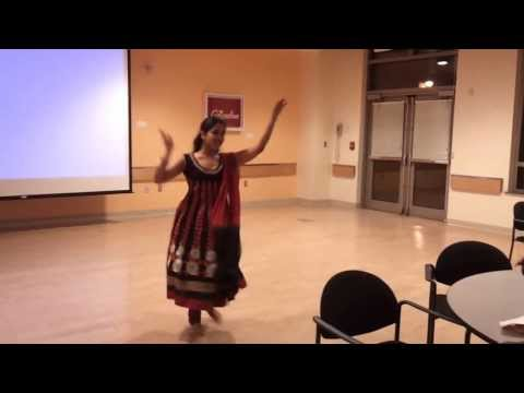 Cultural Show at Indian Coffee Hour